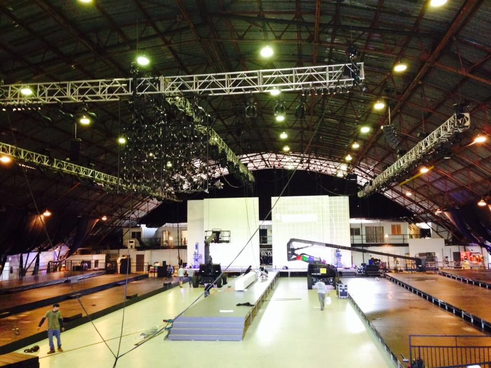 Style Setter: Lighting Fashion Shows CHAUVET Professional 83