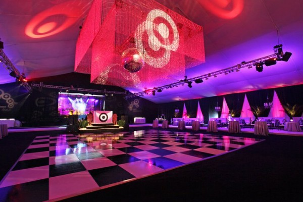 Targeted Event Lighting